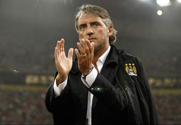 Mancini: Manchester City will be a top team like Real Madrid in 10 years