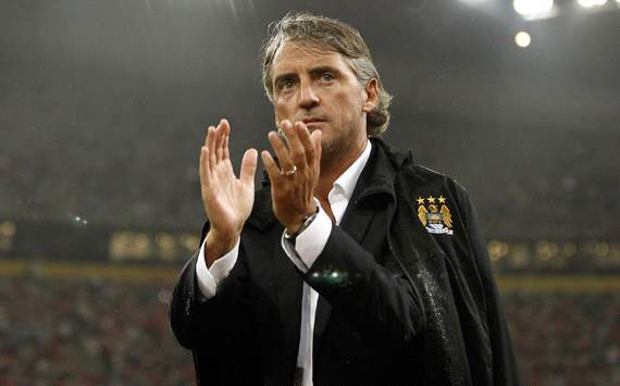 Mancini: Champions League not a priority for Manchester City