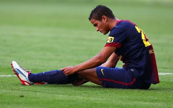 Ibrahim Afellay - FC Barcelona