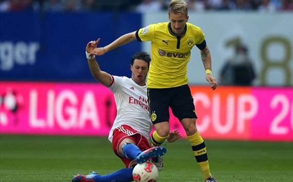 We are not at 100 per cent, says Dortmund's Marco Reus