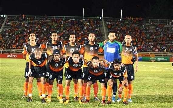 Johor FC line-up, Malaysia