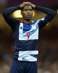 Olympics - Great Britain vs Korea, Daniel Sturridge