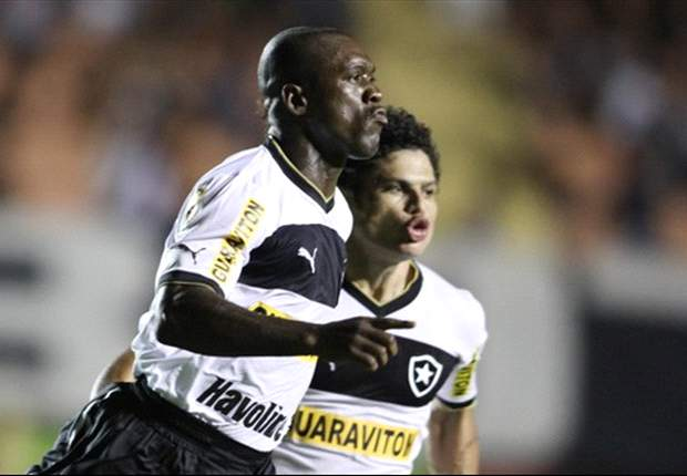 Seedorf nets first goal for Botafogo