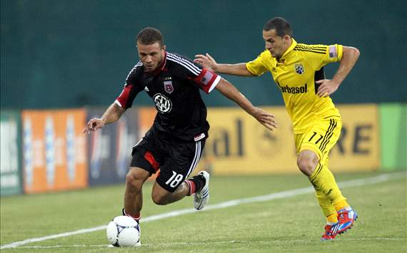 Nick DeLeon, D.C. United; Dilly Duka, Columbus Crew; MLS
