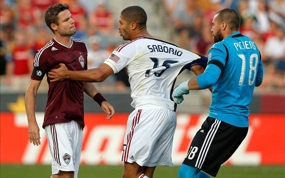 Drew Moor, Alvaro Saboru, Matt Pickens: Real Salt Lake - Colorado Rapids