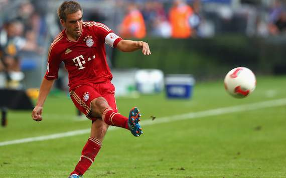 Lahm: Bayern want to lead Bundesliga until end of the season