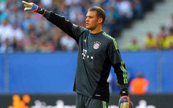 Bayern Munich's Neuer looking to bounce back from last season's Champions League disappointment