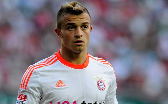 Shaqiri: I want to become a key figure at Bayern Munich