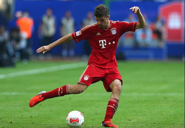 Lahm hails 'absolutely brilliant' Muller