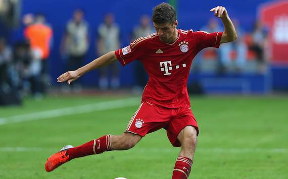Muller: There is no B-team at Bayern Munich