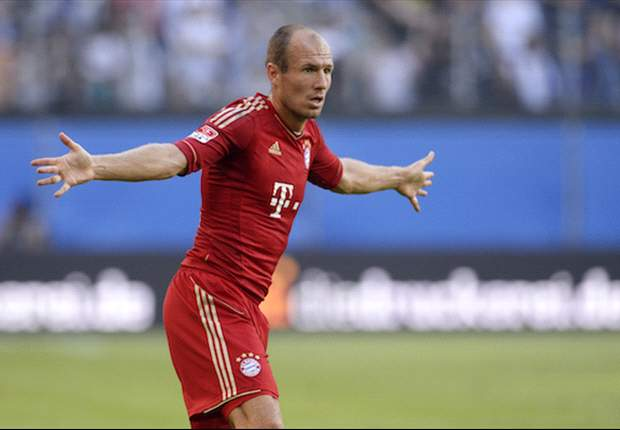 Robben: Bayern is ready for new Bundesliga season