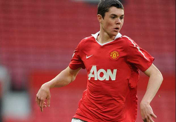 Michael Keane relishes Manchester United first team opportunity