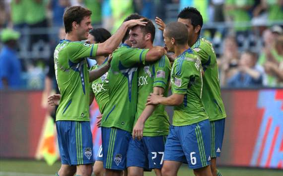 Seattle Sounders FC, MLS