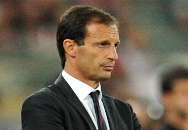 Allegri concedes Juventus are favourites for Serie A title
