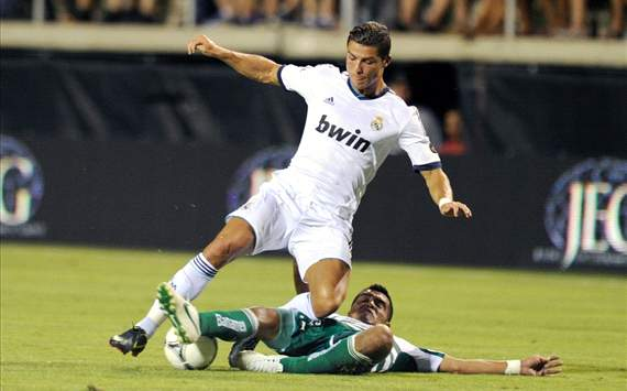 Goal.com 50: Cristiano Ronaldo wins the Fans' Vote for best player of 2011-12