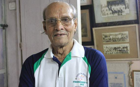 India's Olympic Heroes: Samar Banerjee takes us through his 1956 experience