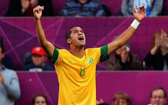 Olympics Games, Korea v Brazil, Romulo
