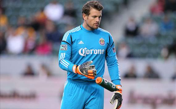 Dan Kennedy, Chivas USA, MLS