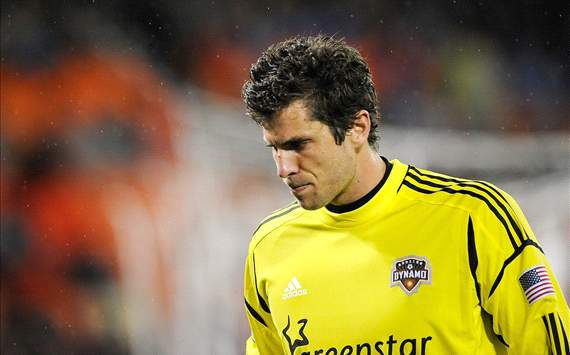Tally Hall, Houston Dynamo, MLS