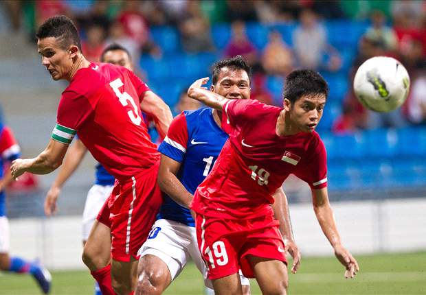 Singapore drop to 162 in Fifa rankings