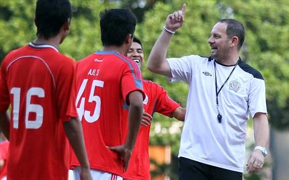 Jelang AFC Cup, Arema Tahan SAFFC