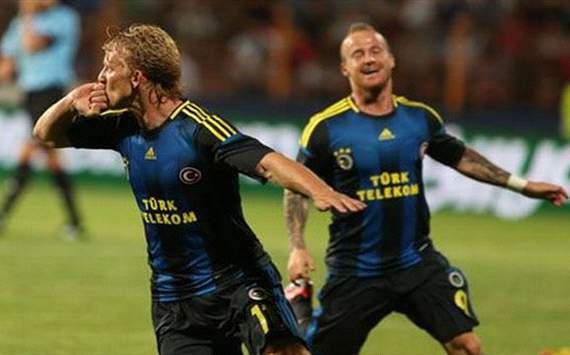Goal of the Week: Former Liverpool man Dirk Kuyt wins this week's bout!