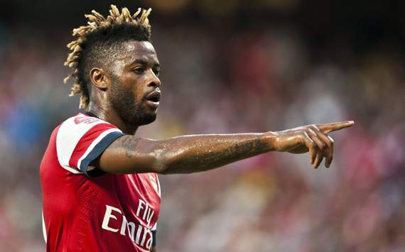 Alex Song,Arsenal FC