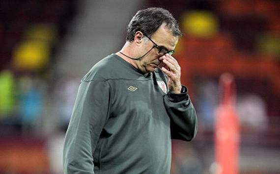 Marcelo Bielsa: Athletic Bilbao were overpowered by Atletico Madrid