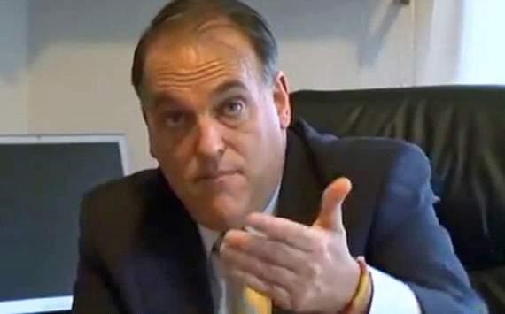 Javier Tebas, vicepresidente de la LFP