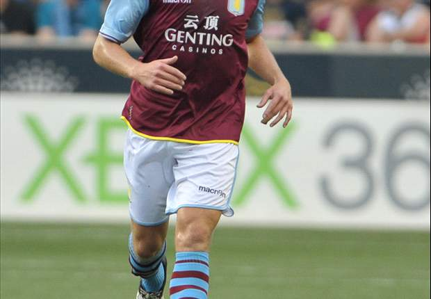 Aston Villa defender Clark puzzled by Republic of Ireland omission