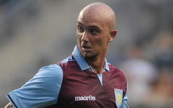 Stephen Ireland hoping to earn new Aston Villa contract
