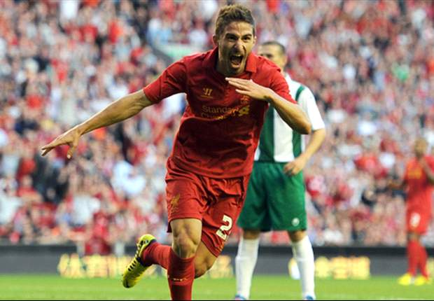 Borini: Balotelli told me to join Liverpool because they have the most exciting fans
