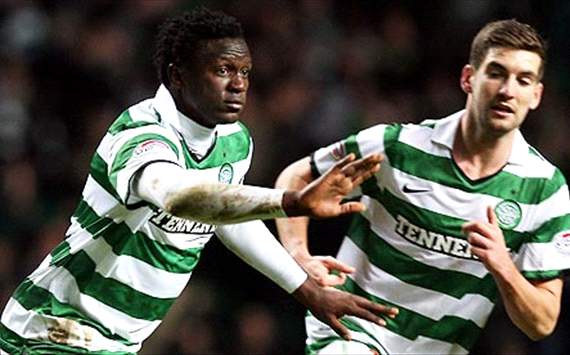 Celtic's Kenyan midfielder Victor Wanyama denied QPR switch
