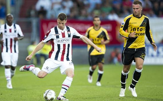 Marc Höcher (Willem II - NAC Breda)