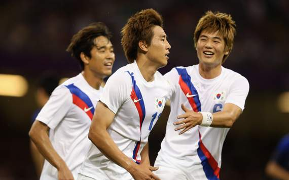 South Korea win bronze at Olympics