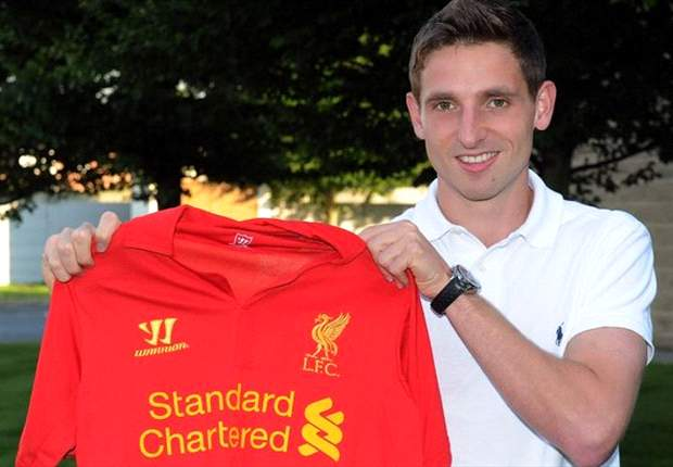 TEAM NEWS: Joe Allen makes Liverpool debut in season opener against West Brom