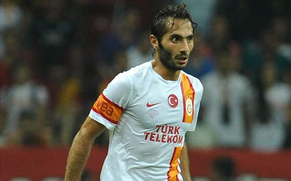 Galatasaray's Hamit wary of Schalke threat