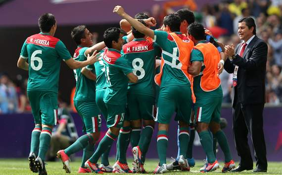 Mexico deserved gold, admits Menezes