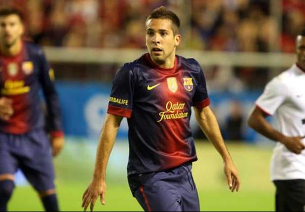 Barcelona's Jordi Alba ruled out of Getafe clash but captain Puyol recovers