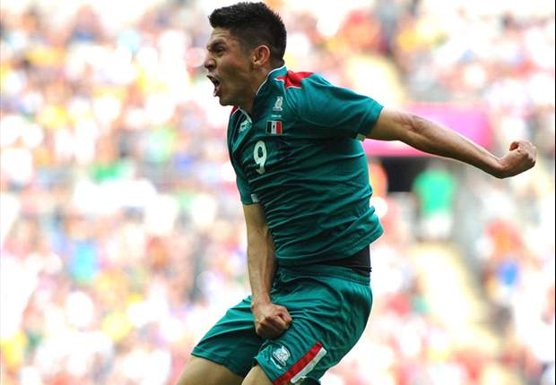 Oribe Peralta: I could move to England, Italy or Spain