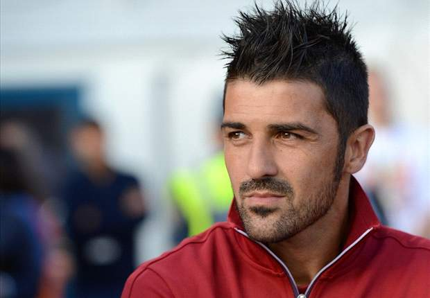 Villa delighted to make Barcelona return