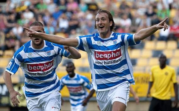 Joost Broerse (Roda JC - PEC Zwolle)