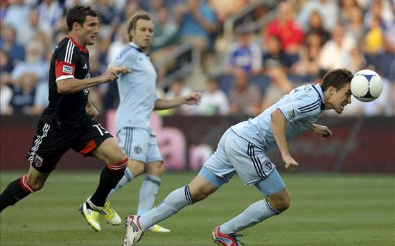 Matt Besler, Sporting Kansas City; Chris Pontius, D.C. United; MLS