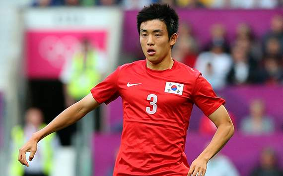 QPR sign South Korea international Yun Suk-Young on three-and-a-half year deal