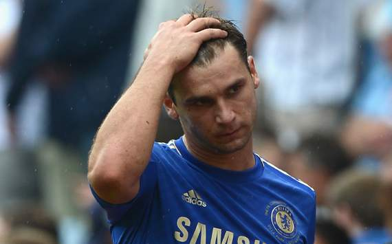 Chelsea defender Ivanovic escapes ban for Community Shield red card