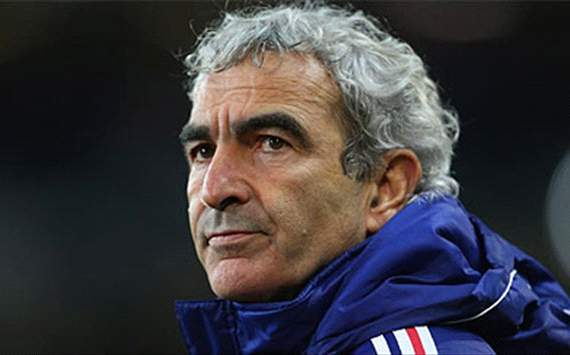 Domenech contre l'option Zidane