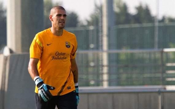 Victor Valdes - FC Barcelona