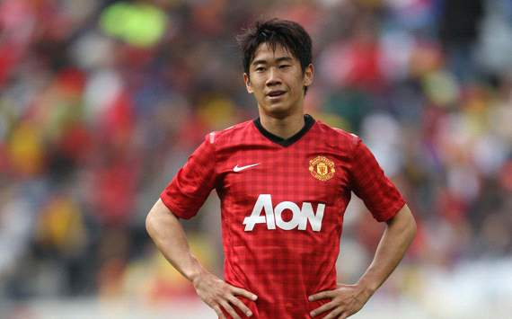 Manchester United's Kagawa up for AFC International Player of the Year award
