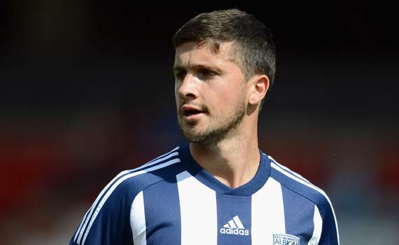 Long will not be joining Liverpool, insists West Brom boss Clarke