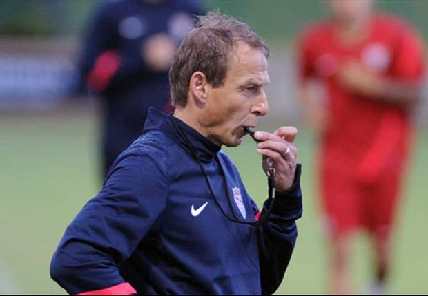 U.S. coach Klinsmann is confident ahead of Mexico friendly